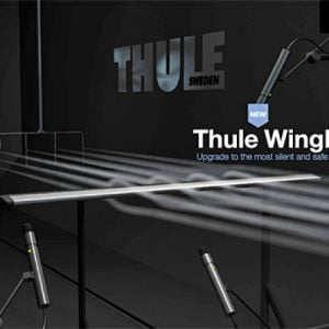 Thule Roof Racks Are Aerodynamic