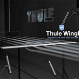 Thule Roof Rack Aerodynamic