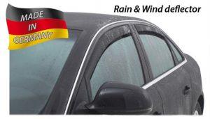 Rain and Wind Delector