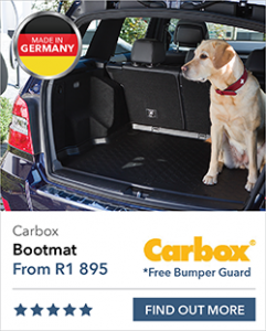 Carbox Boot Mat