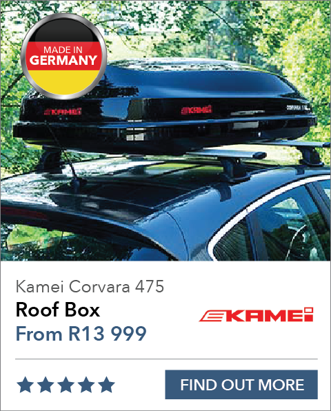 Kamei Corvara 475 Roof Box