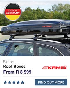 Kamei Roofbox