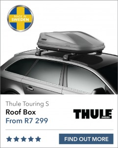Thule Touring S Roof Box