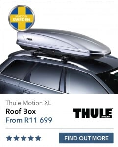 Thule Motion XL Roof Box