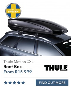 Thule Motion XXL Roof Box