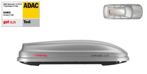 KAMEI CORVARA S390