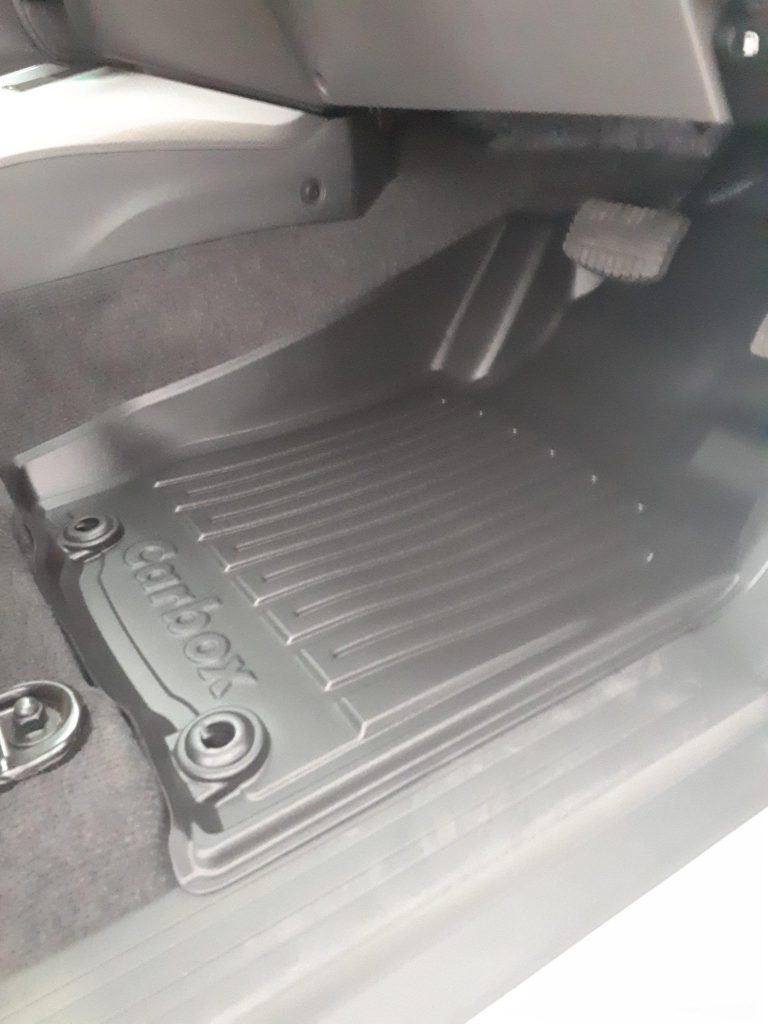 Floor Mats - Full set (Front & Rear sets)