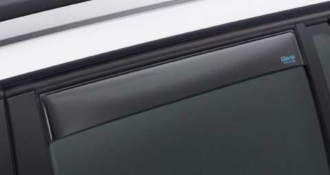 Wind Deflectors Rear Set