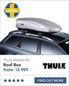 Thule Motion M Roof Box