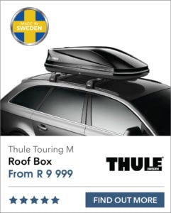 Thule Touring M Roof Box